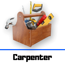 Carpenter Button